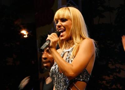 Se confirman los rumores: Edurne, a Eurovisión 2015