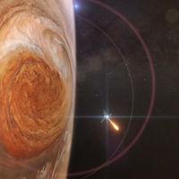 La 'Gran Mancha Roja' de Júpiter luce en todo su esplendor en las nuevas y maravillosas imágenes de la NASA