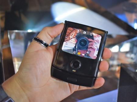 Motorola Razr Primeras Impresiones Cerrado
