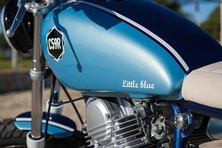 Little Blue, el nuevo trabajo de C59R