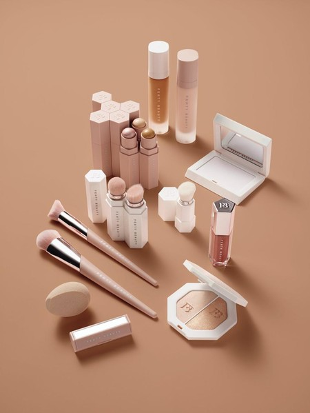 Fenty Beauty By Rihanna Group Shot 1200x1597