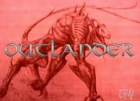 Ya podemos ver la monstruosa criatura de 'Outlander'