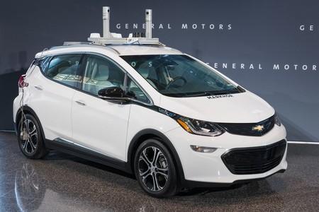 Chevrolet Bolt Autonomo