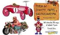 Vuelve la Feria del Juguete, Papel y Coleccionísmo al C.C. Moda Shopping de Madrid