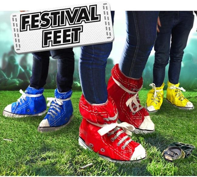 festival feet funda
