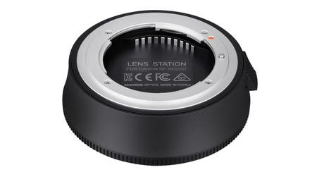 Lens Station Canonrf
