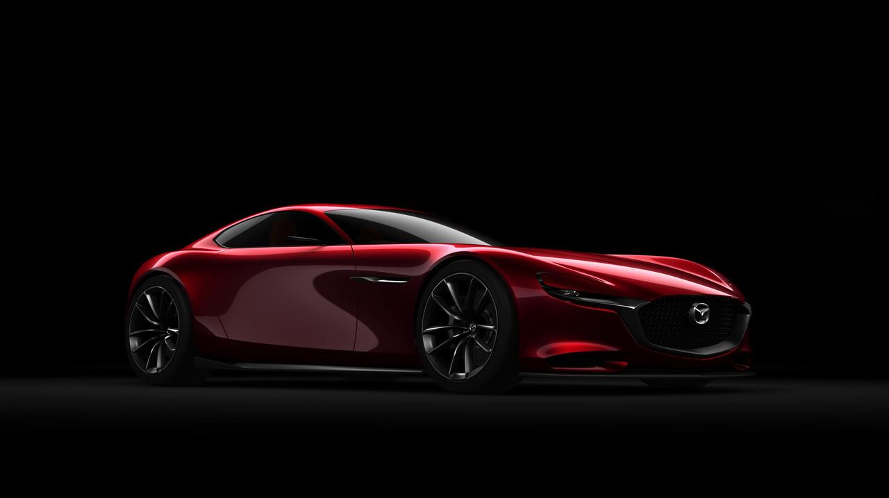Foto de Concept Mazda RX Vision Tokyo 2015 (2/19)