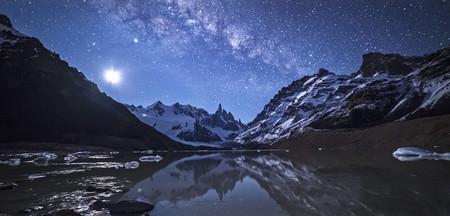 'Tierra de Gigantes - Patagonia timelapse 4K', una buena oportunidad de evadirse y disfrutar de una zona de impresionante belleza
