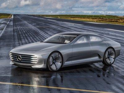 La submarca de coches eléctricos de Mercedes-Benz se llamará EQ