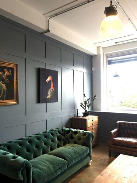 Sofa Verde 7
