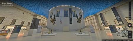 Museos Virtuales Britanico