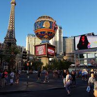 El Strip de Las Vegas es el sitio con las sorpresas más alucinantes del planeta