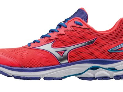27% de descuento en estas zapatillas Mizuno Wave Rider para mujer en Wiggle: ahora 92,64 euros con gran disponibilidad de tallas