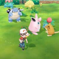 Cómo transferir los pokémon de Pokémon GO a Pokémon Let's GO