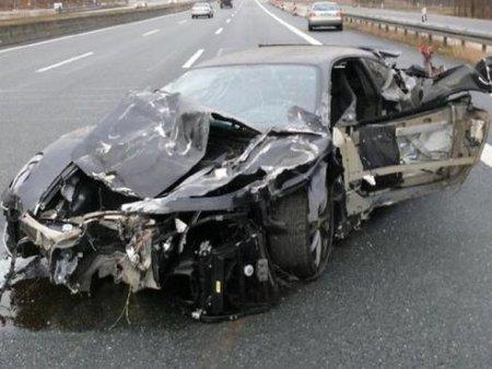 Dolorpasión - F430 Scuderia en la Autobahn
