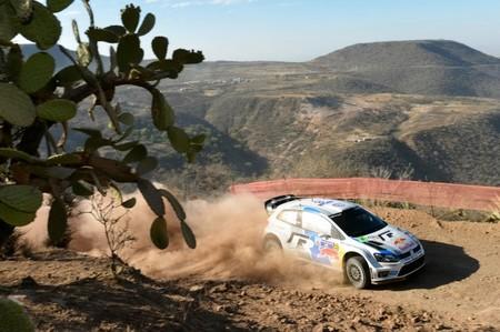 Rally de México 2013: Sébastien Ogier está a otro nivel