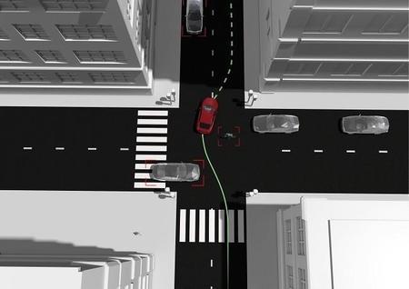 Con este sistema Volvo planea predecir, y reducir, los accidentes de transito