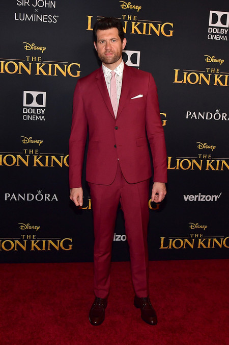 Billy Eichner Premiere Of Disney The Lion King Red Carpet Arrivals