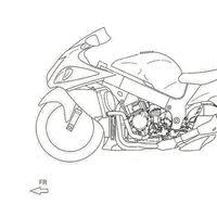 La nueva Suzuki Hayabusa podría montar una caja de cambios robotizada según esta patente