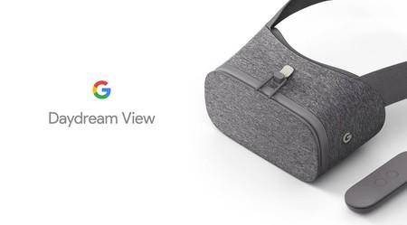 Daydream View, así son las gafas de realidad virtual de Google