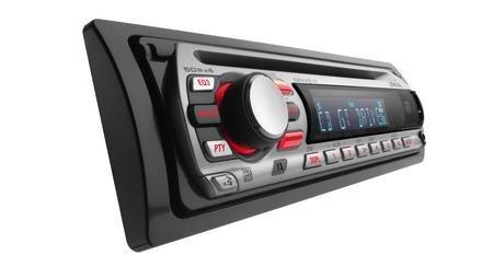 CDX-GT410U, para conectar directamente el MP3