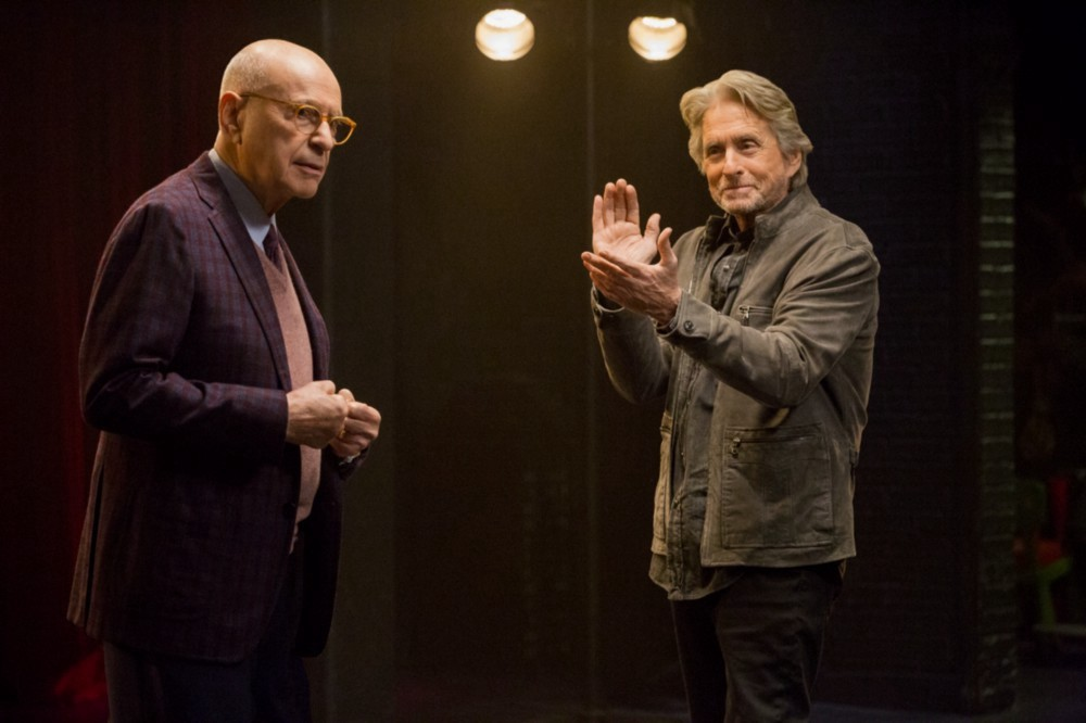 'The method Kominsky' will have season 2: Netflix wants more laughs with Michael Douglas and Alan Arkin