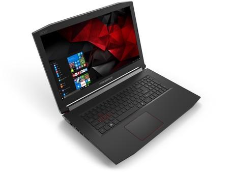 El Predator Helios 300 de Acer quiere ser nuestro nuevo portátil gaming