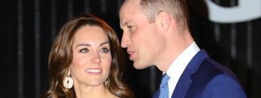 Kate Middleton luce un vestido ideal de invitada en Irlanda, de nuevo en color verde (el mismo que llevó la princesa Beatriz en la boda de Ellie Goulding)