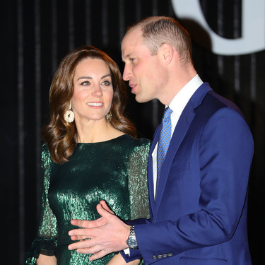 Kate Middleton luce un vestido ideal de invitada en Irlanda, de nuevo en color verde
