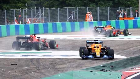 Verstappen Hungria F1 2021 2
