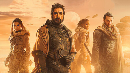 Personajes Dune