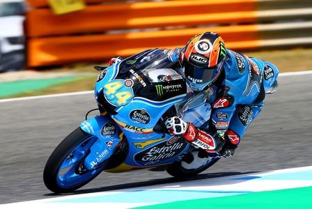 Aron Canet Moto3 Gp Espana 2017