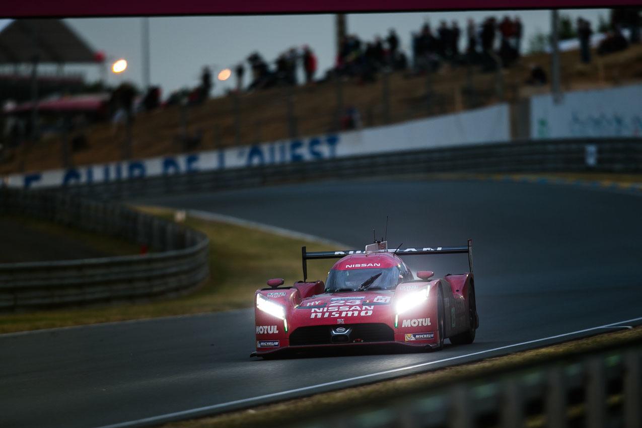 Foto de Nissan NISMO y sus 24 Horas de Le Mans (39/40)