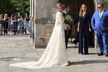 maria pombo vestido de novia