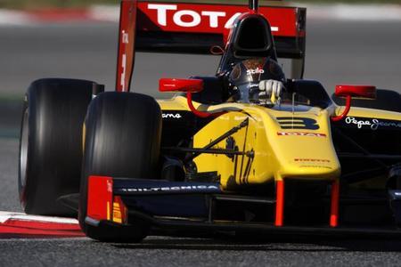 Previa de la GP2 Series 2012