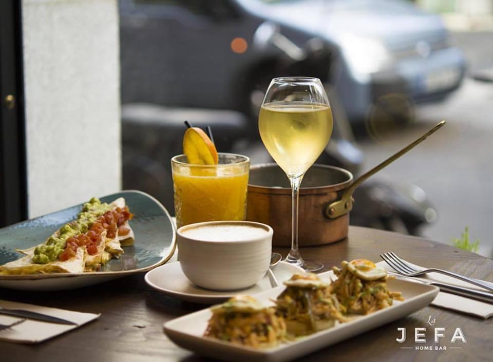 Foto de La Jefa Home bar (10/13)