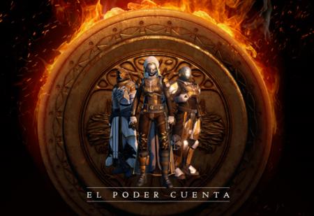 El Estandarte de Hierro vuelve a Destiny - del 18 al 24 de noviembre