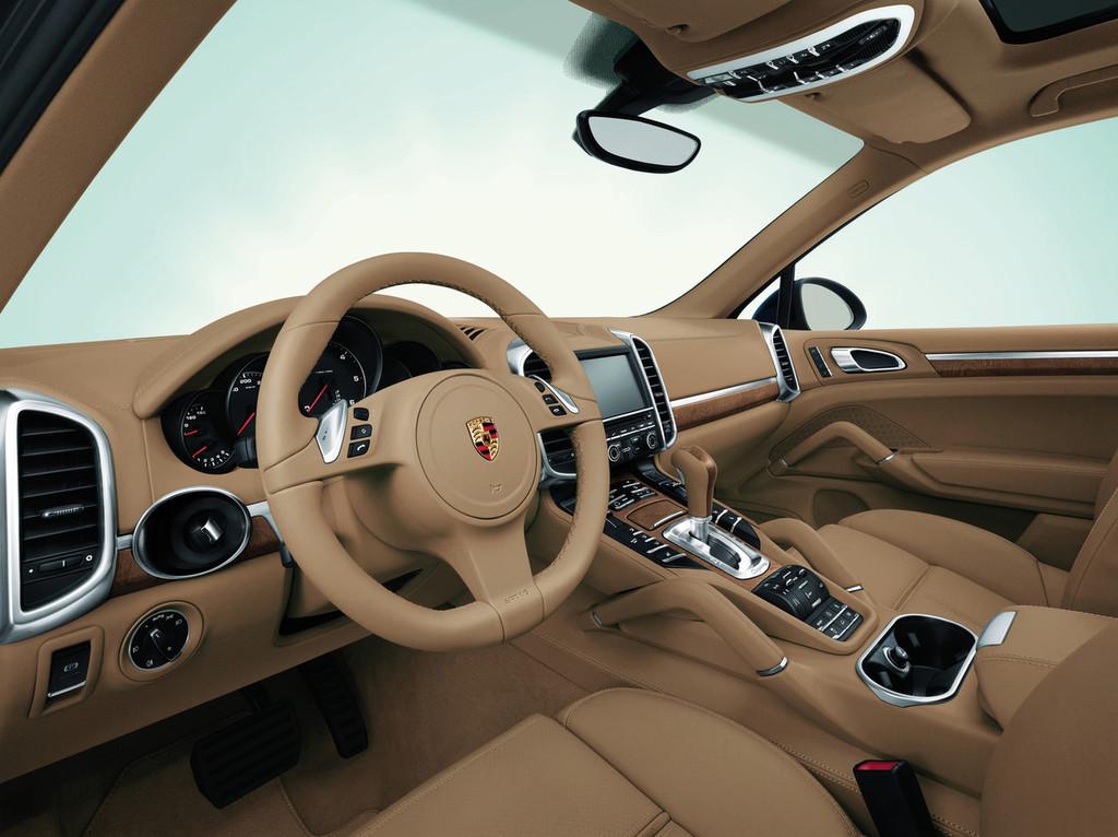 Foto de Porsche Cayenne 2010 (16/16)