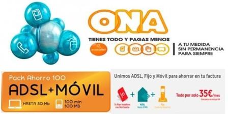 Comparativa de Banda Ancha fija y móvil en una sola factura: Abril de 2013