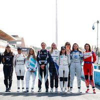 El test de mujeres en Fórmula E se ve empañado por la polémica y la ausencia de información oficial