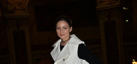 La Semana de la Moda de la Alta Costura en Paris acoge el estilo de Olivia Palermo (¡y nos encanta!)