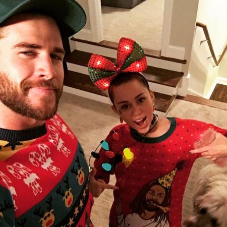 Ay madre, ¡que igual se han casado Miley Cyrus y Liam Hemsworth!