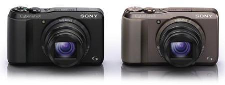 Sony cámara con GPS