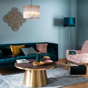 Descubre estas 15 novedades en lámparas de Maisons du Monde e ilumina toda la casa en esta temporada de otoño
