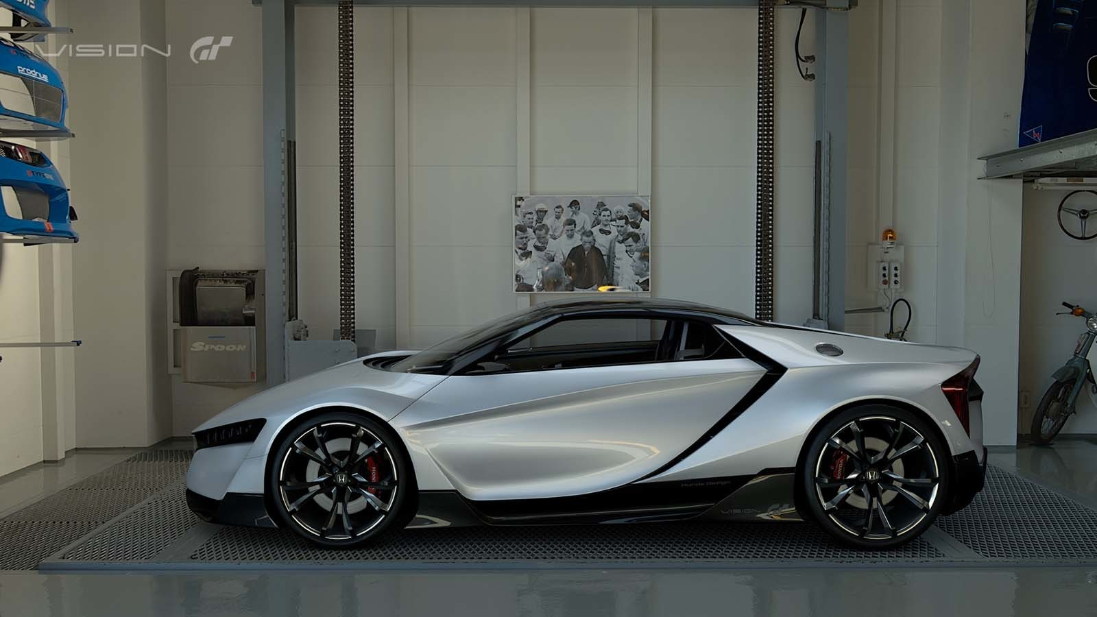 Foto de Honda Vision Gran Turismo Concept (7/12)