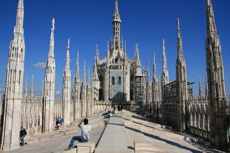 Terraza Duomo Milán
