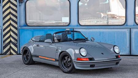 DP Motorsport nos deleita con este Porsche 911 Speedster, el restomod con el que Singer no se atrevió