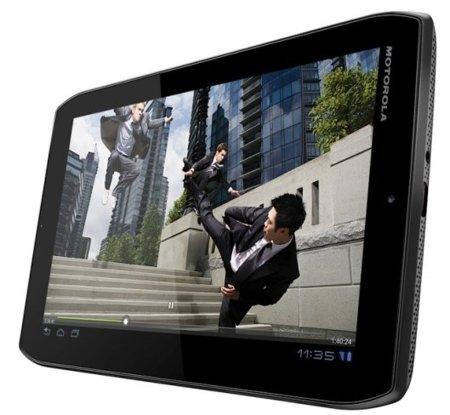 Motorola Xoom 2 Media Edition pantalla