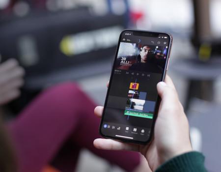 Adobe Premiere Rush, el editor de vídeos de Adobe, llega a Android (pero no a todos los móviles)