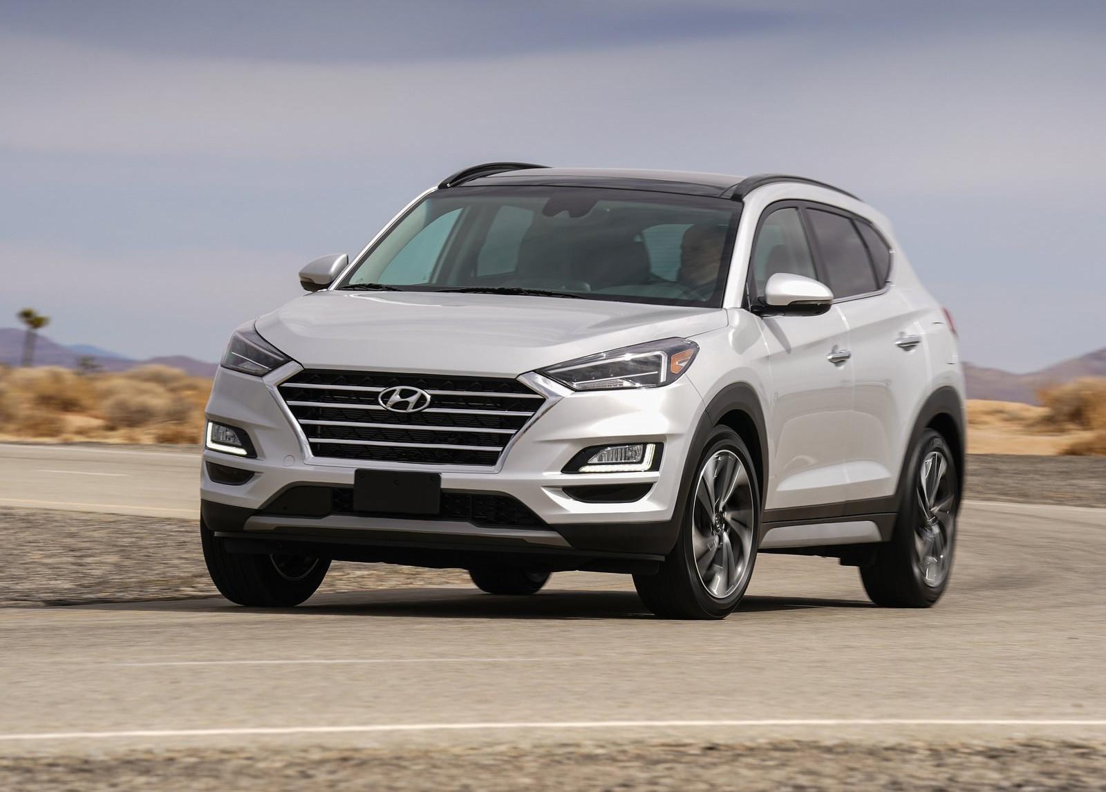 Foto de Hyundai Tucson 2019 (2/9)